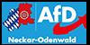 AfD Neckar-Odenwald-Kreis Logo