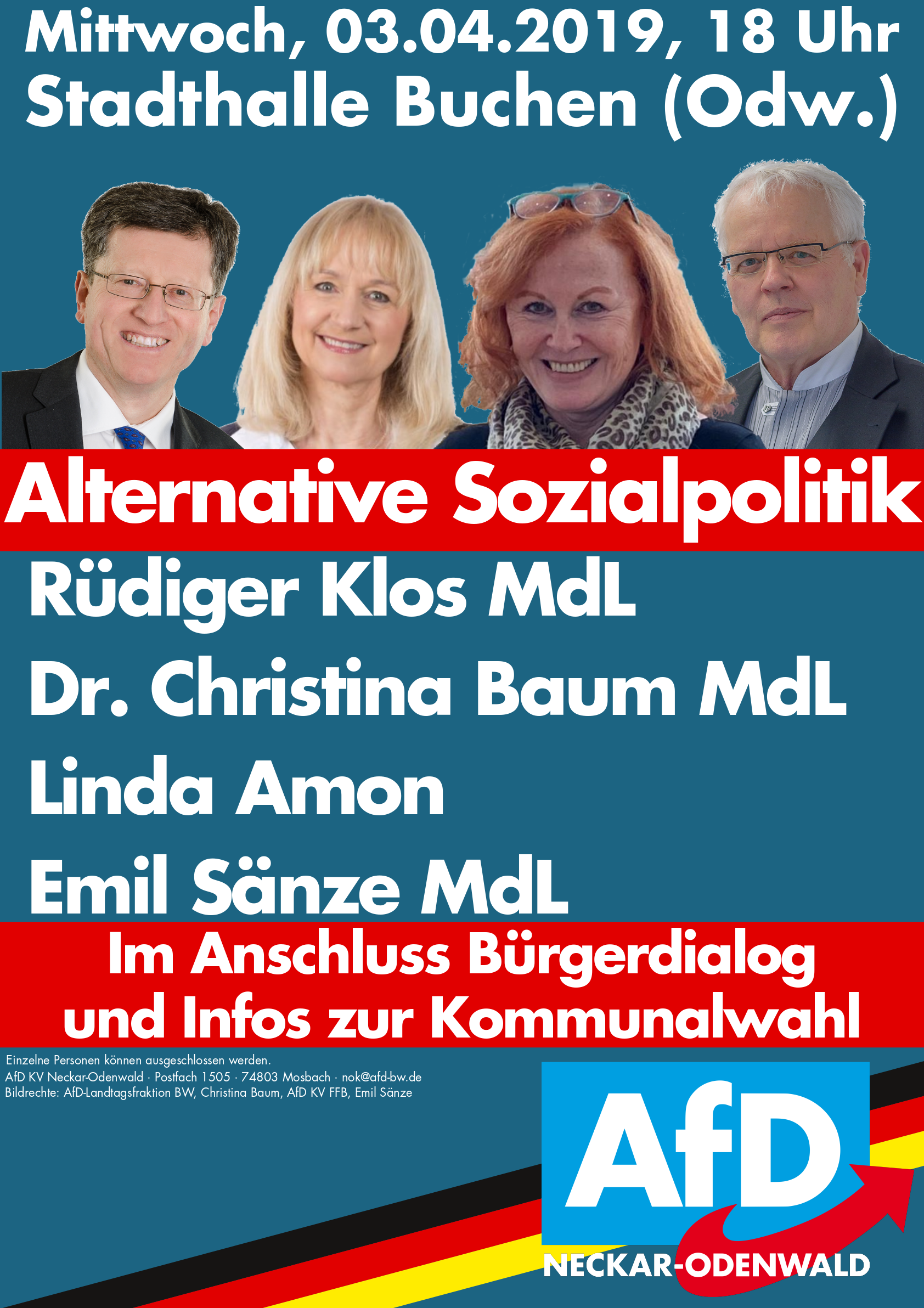 Alternative Sozialpolitik