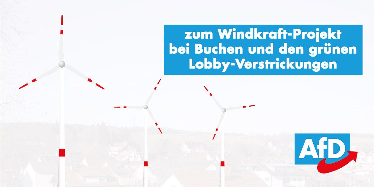 Buchen: Windkraftlobby am Werk?