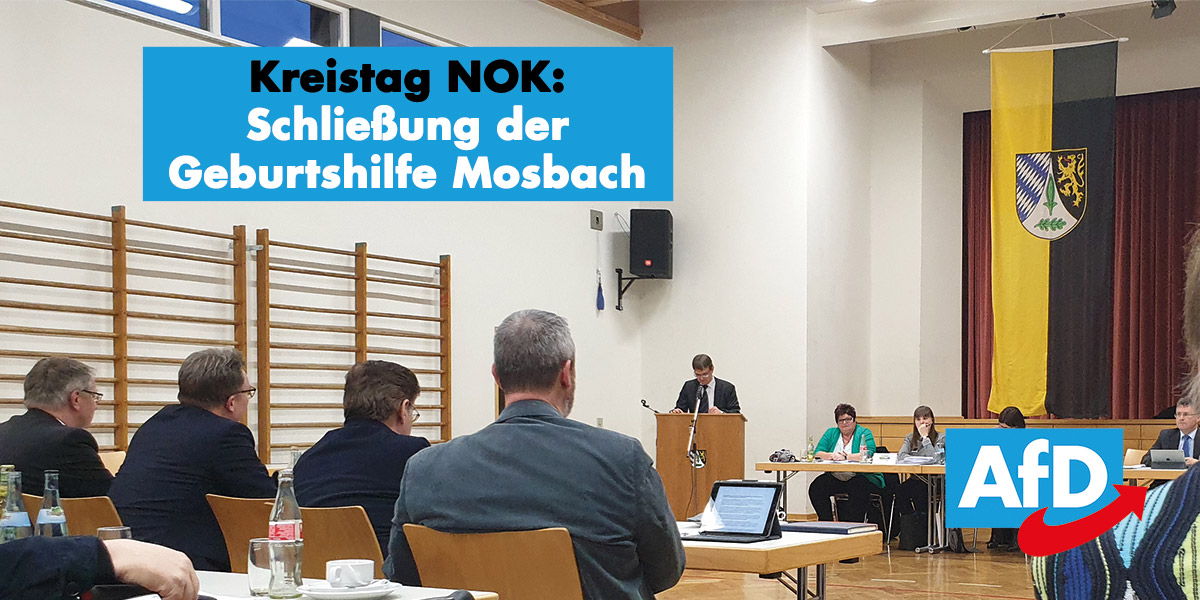 Kreistag März: Konzentrierung von Geburtshilfe (Buchen) und Geriatrie (Mosbach) beschlossen