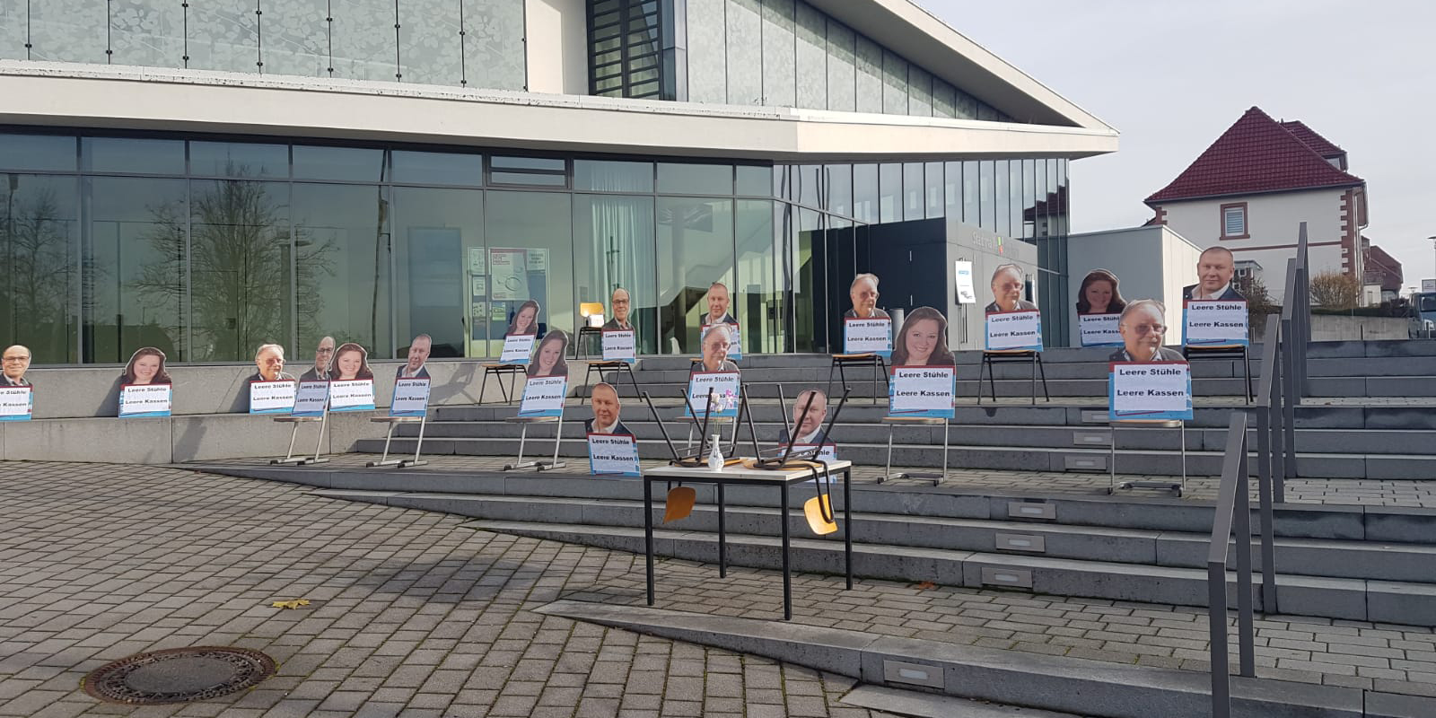 AfD-Aktion in Buchen gegen Lockdown: Maßnahmen dürfen nicht mehr schaden als nutzen!
